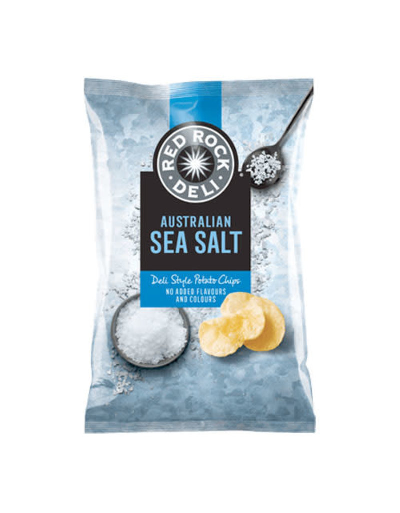 Red Rock Deli Red Rock Deli Sea Salt 90g