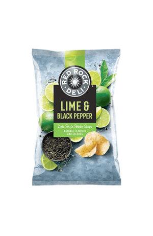 Red Rock Deli Red Rock Deli Lime & Black Pepper 165g