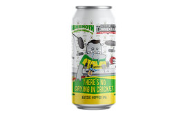 Behemoth Brewing Behemoth There's No Crying in Cricket – Aussie Hopped IPA