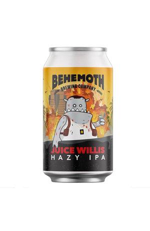 Behemoth Brewing Behemoth Juice Willis – Hazy IPA