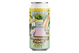 Behemoth Brewing Behemoth Independent Power – Electric Kiwi NZ IPA