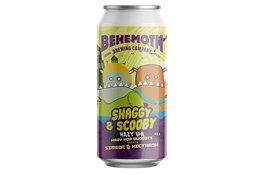 Behemoth Brewing Behemoth Hop Buddies #11 Shaggy and Scooby Hazy IPA