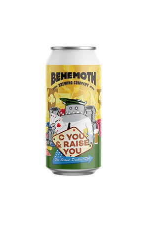 Behemoth Brewing Behemoth C You and Raise You – Double IPA