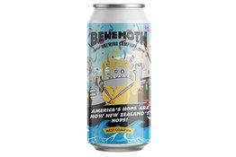 Behemoth Brewing Behemoth America's Hops are now NZ's Hops! – West Coast IPA