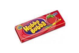 Hubba Bubba Hubba Bubba Strawberry 35g