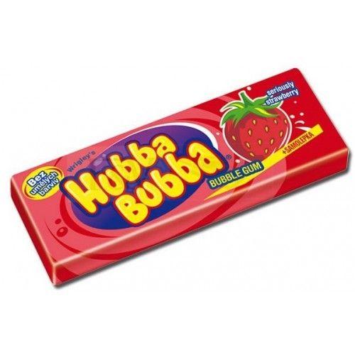 Hubba Bubba Hubba Bubba Strawberry 35g