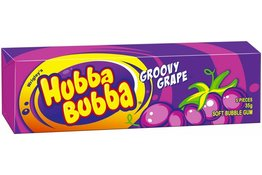 Hubba Bubba Hubba Bubba Groovy Grape 35g