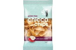 PIRANHA PIRANHA Chicca Chilli Cream Cheese Chips 75g