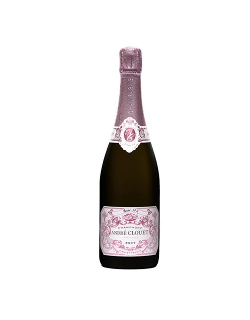 Andre Clouet Andre Clouet Rose Brut NV, Champagne, France
