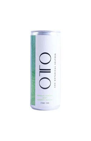 OTO OTO CBD Focus Non Alcoholic Seltzer
