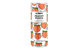 All Shook Up Cocktails All Shook Up Cocktails Peachy Punch