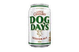 Little Creatures Little Creatures Dog Days Session Ale  Can