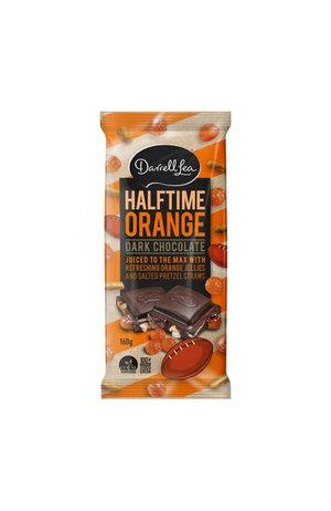 Darrell Lea Darrell Lea Halftime Orange Block 160g