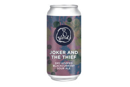 8Wired Brewing 8Wired Joker and The Thief Dry Hopped Blackcurrant Sour Ale
