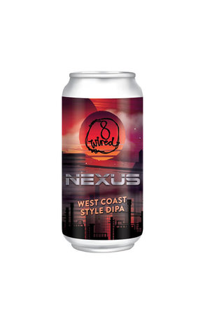 8Wired Brewing 8Wired Nexus West Coast Style DIPA