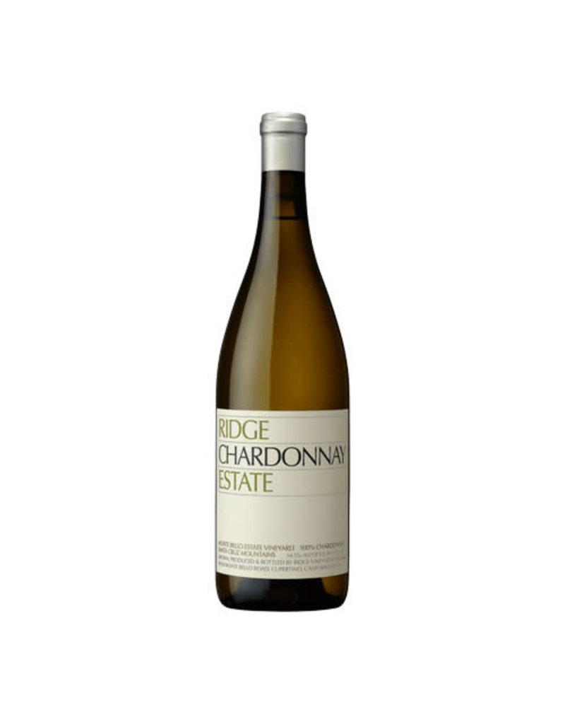 Ridge Ridge Estate Chardonnay 2017, Santa Cruz Mountains, California, U.S