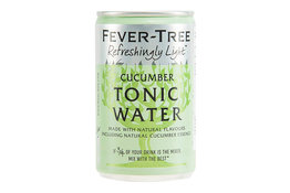 Fever Tree Fever Tree Refreshingly Light Cucumber Tonic Water can
