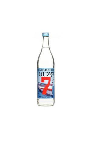 Opaki Tiko Ouzo 7 Liqueur