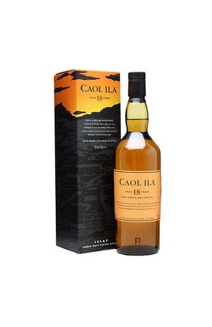 Caol Ila Caol Ila 18 Years Old Single Malt Whisky, Islay