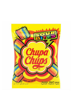 Chupa Chups Chupa Chups Sour Bites 24.2g