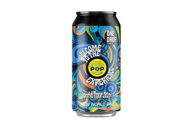 One Drop One Drop Welcome to the Cryo Pop Experience IPA