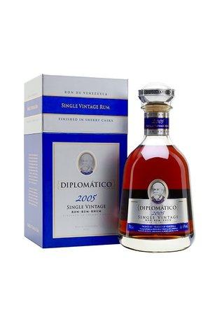 Diplomatico Diplomatico Single Vintage 2005 Rum