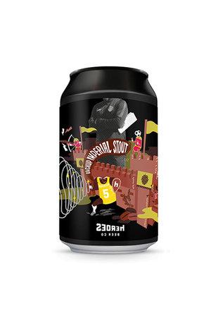 Heroes Beer Heroes Beer Co Bench Boss Backup Imperial Stout