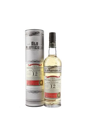 Douglas Laing Old Particular Glenlossie 12 Years Old Single Malt Speyside Scottish Whisky 2007,