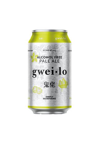 Gweilo Gweilo Non Alcoholic Pale Ale Can