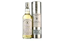 Signatory Signatory Vintage 2011 8 year Old Single Malt Scotch Whisky Distilled at Caol Ila Distillery