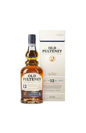 Old Pulteney Old Pulteney 12 Years Old Single Malt Scottish Whisky,