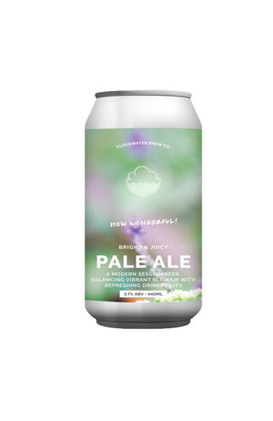 Cloudwater Cloudwater How Wonderful Pale Ale