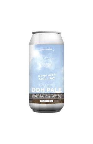 Cloudwater Cloudwater Clouds Over Cross Street DDH Pale Ale