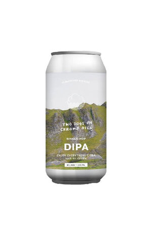 Cloudwater Cloudwater Two Dogs on Chrome Hill Single Hop DIPA