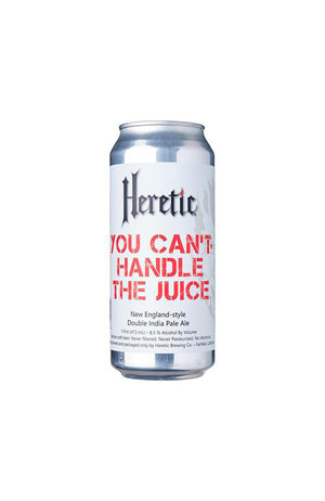 Heretic Heretic You Can't Handle the Juice Double NEIPA
