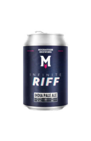 Migration Brewing Co Migration Brewing Infinite Riff IPA
