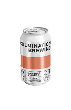Culmination Brewing Culmination Desired Realm Hazy Pale Ale