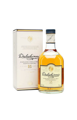 Dalwhinnie Dalwhinnie 15 Years Old Highland Single Malt Scotch Whisky, Speyside