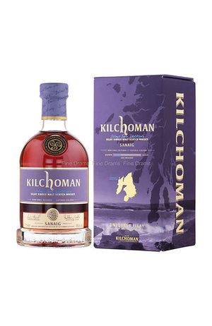 Kilchoman Kilchoman Sanaig Single Malt Scotch Whisky, Speyside