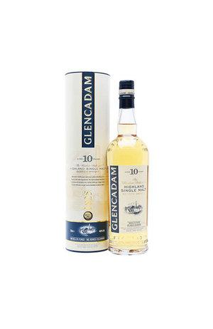 Glencadam Glencadam 10 Years Old Single Malt Scotch Whisky, Highland