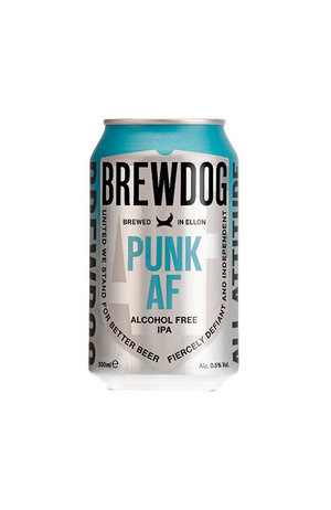 Brew Dog BrewDog Punk AF Alcohol Free IPA
