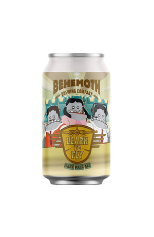 Behemoth Brewing Behemoth Learn to Fly Hazy Pale Ale