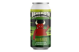 Behemoth Brewing Behemoth Hubris American Strong Ale