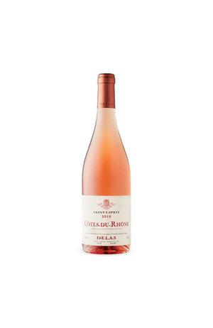 Delas Delas Saint-Esprit Côtes-du-Rhône Rosé 2019, Syrah, Grenache, Cinsault, Côtes-du-Rhône, France