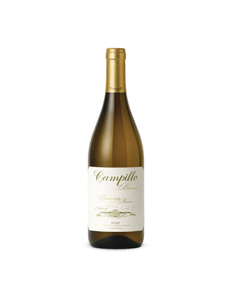 Campillo Campillo Fermentado en Barrica Blanc, Chardonnay, Viura, Rioja, Spain