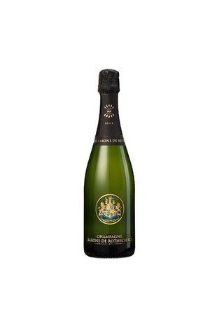 Champagne Barons de Rothschild Champagne Barons de Rothschild Brut Champagne N.V, France 375ml