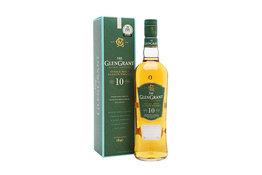 Glen Grant Glen Grant 10 Years Old Highland Single Malt Scotch Whisky, Speyside
