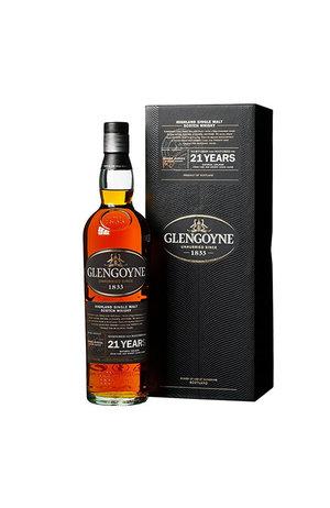 Glengoyne Glengoyne 21 Years Old Single Malt Scotch Whisky, Highland