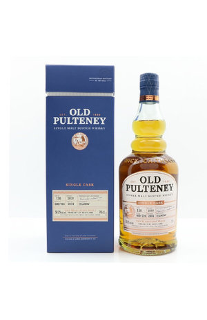 Old Pulteney Old Pulteney 15 Year Old LMDW Single Cask Scotch Whisky