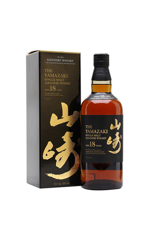 Suntory Suntory Yamazaki 18 Years Old Single Malt Japanese Whisky